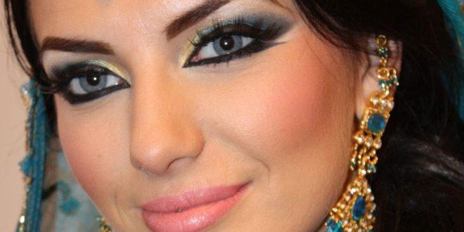 صورة امرأة عربية جميلة