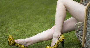 صورة إمرأة بكعب عالي